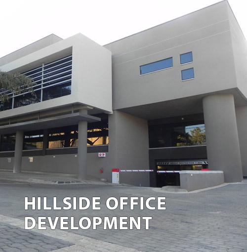 Hillside Office Development